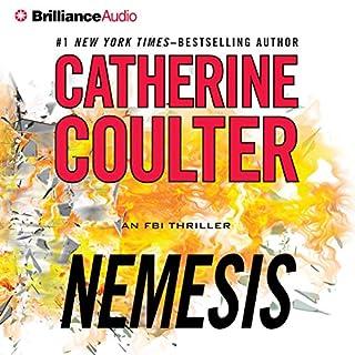 Nemesis audiobook cover art