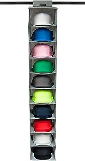 Boxy Concepts Hat Rack 10 Shelf Hanging Closet Hat Organizer for Hat Storage –..