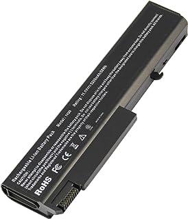 TREE.NB 484786-001 Laptop Battery for Compaq 6500b 6535b 6700b 6730b 6735b 6530b EliteBook 6930p 8440P 8440W ProBook 6440b...