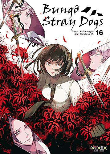 Bungô stray dogs Edition simple Tome 16