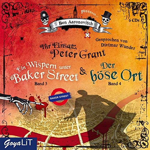 Ihr Einsatz,Peter Grant (Box)
