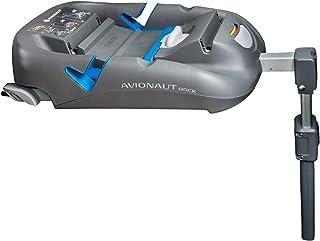 Dock de Avionaut | base ISOFIX | base de silla de niño | compatible con Kite+ | silla de coche grupo 0+ (0-13kg, 40cm-86cm) | negro