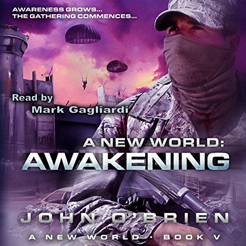 Awakening: A New World, Book 5 cover art