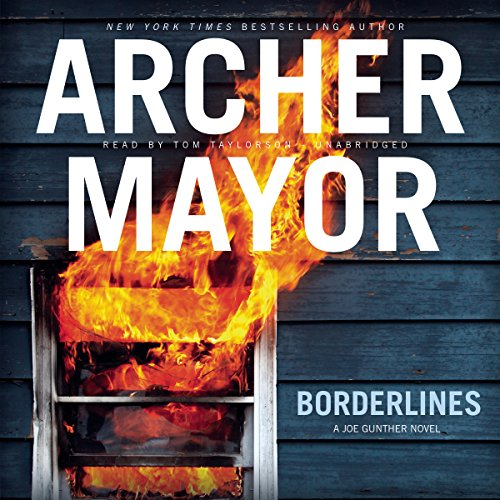 Borderlines audiobook cover art