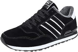Xmiral Uomo Sneakers Scarpe Moda Casual Traspirante Stringate Scarpe da Corsa