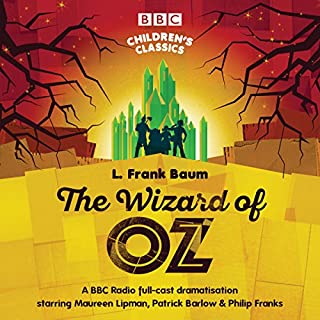 The Wizard Of Oz (BBC Children's Classics) cover art