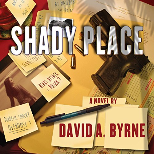 Shady Place audiobook cover art