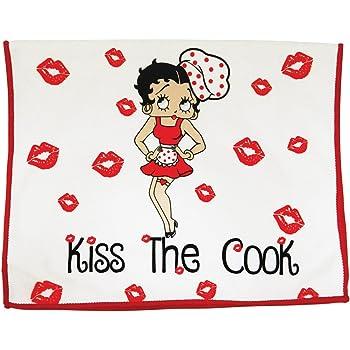 Betty Boop  Kitchen Apron New Design Cotton Kitchen  Cook