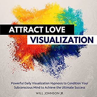 Attract Love Visualization audiobook cover art
