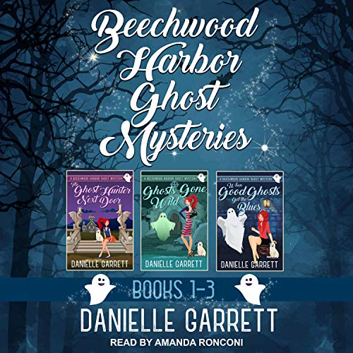 The Beechwood Harbor Ghost Mysteries Boxed Set audiobook cover art