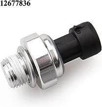 Engine Oil Pressure Sensor Switch Compatible with Chevrolet GM Buick Chevy Silverado Suburban Tahoe Yukon Impala Pontiac G8 12677836 D1846A 12616646 Sending Unit Replace 12614969 8125622300 PS308