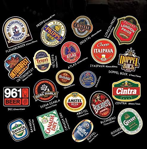 craft beer stickers - 5