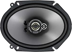 $53 » Clarion Mobile Electronics SRG6833C 300-Watt 6 x 8 Inches Good Series Custom Fit Multiaxial 3-Way Car Speakers, Set of 2 (...