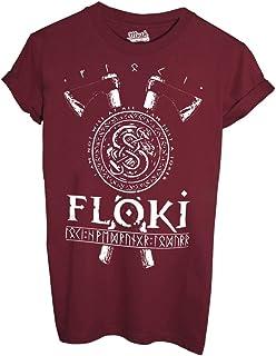 iMage T-Shirt Vikings Serie TV Floki - Film by Dress Your Style