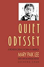 Quiet Odyssey (A Samuel and Althea Stroum Book)