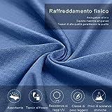 Zoom IMG-1 zacro asciugamano raffreddamento 3pcs asciugamani