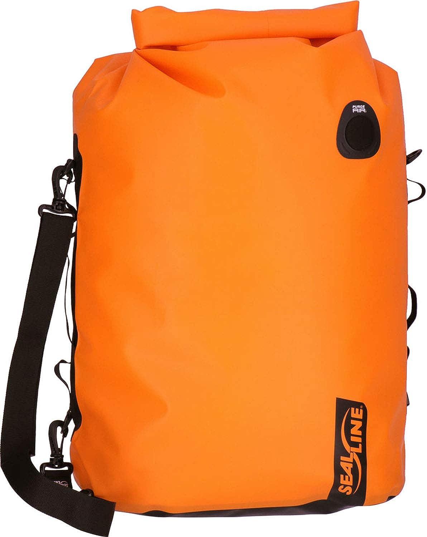 (50 litre, orange) - SealLine Discovery Deck Dry Bag