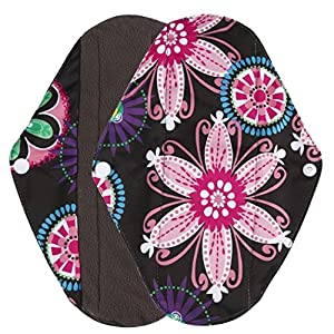 Fulltime(TM) Reusable Bamboo Cloth Washable Menstrual Pad Mama Sanitary Towel Pad