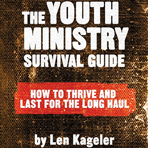 The Youth Ministry Survival Guide audiobook cover art