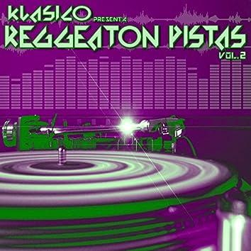Reggaeton Pistas, Vol. 2