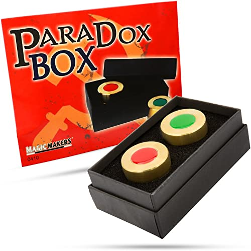 The Paradox Box - Completely Hands Off Mind Reading Magic Trick by Magic Makers