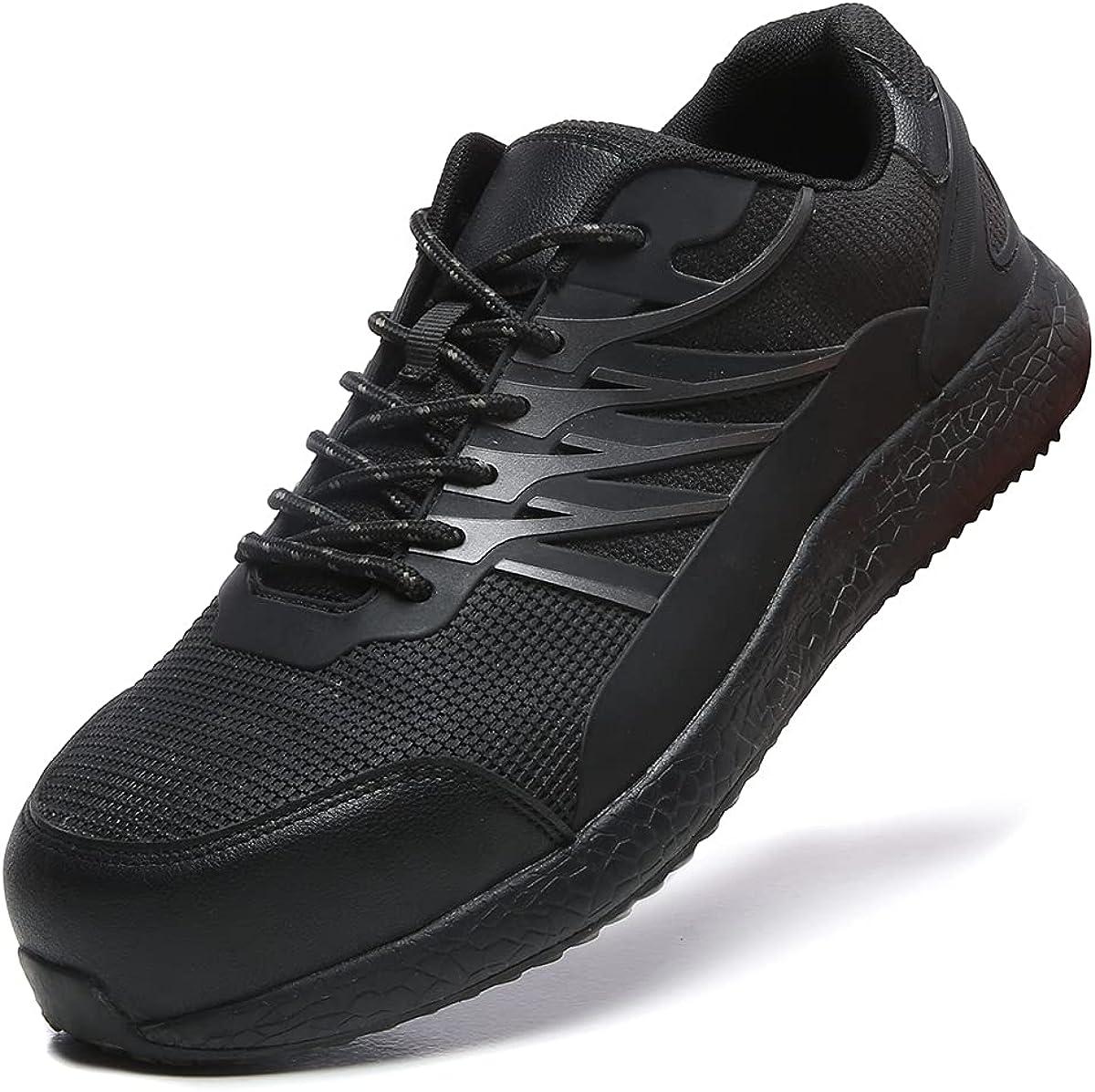 Oklahoma City Mall BAOLUMA Men's Industrial Construction Shoe Athletic Toe Steel outlet