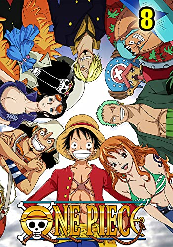 The Pirates And Their King: One-Piece Manga V.8 (English Edition)