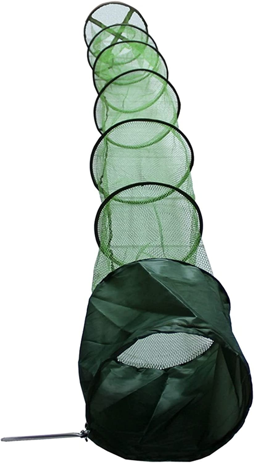 Outdoor Fishnet mesh Folding Quick-Drying Gorgeous 100% quality warranty Fish Basket Size More