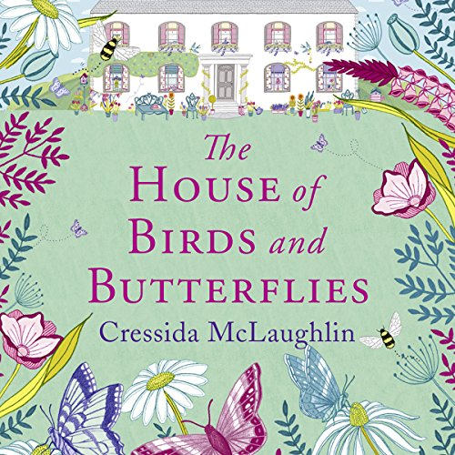 The House of Birds and Butterflies audiobook cover art