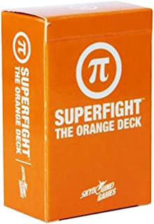 Superfight Card Game from Skybound: The Orange Deck