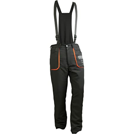 Oregon Yukon 295445/L Chainsaw Safety Protective Bib and Brace Trousers - Type A