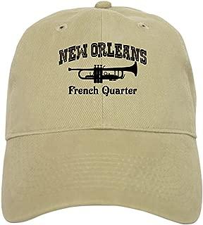 CafePress New Orleans French Quarter Cap Baseball Cap