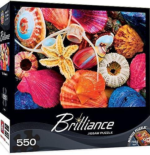 Nuevos productos de artículos novedosos. MasterPieces Brilliance Collection Collection Collection Tidal Treasures Puzzle (550 Piece) by MasterPieces  ventas directas de fábrica
