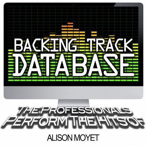 Backing Track Database - The Professionals Perform the Hits of Alison Moyet...