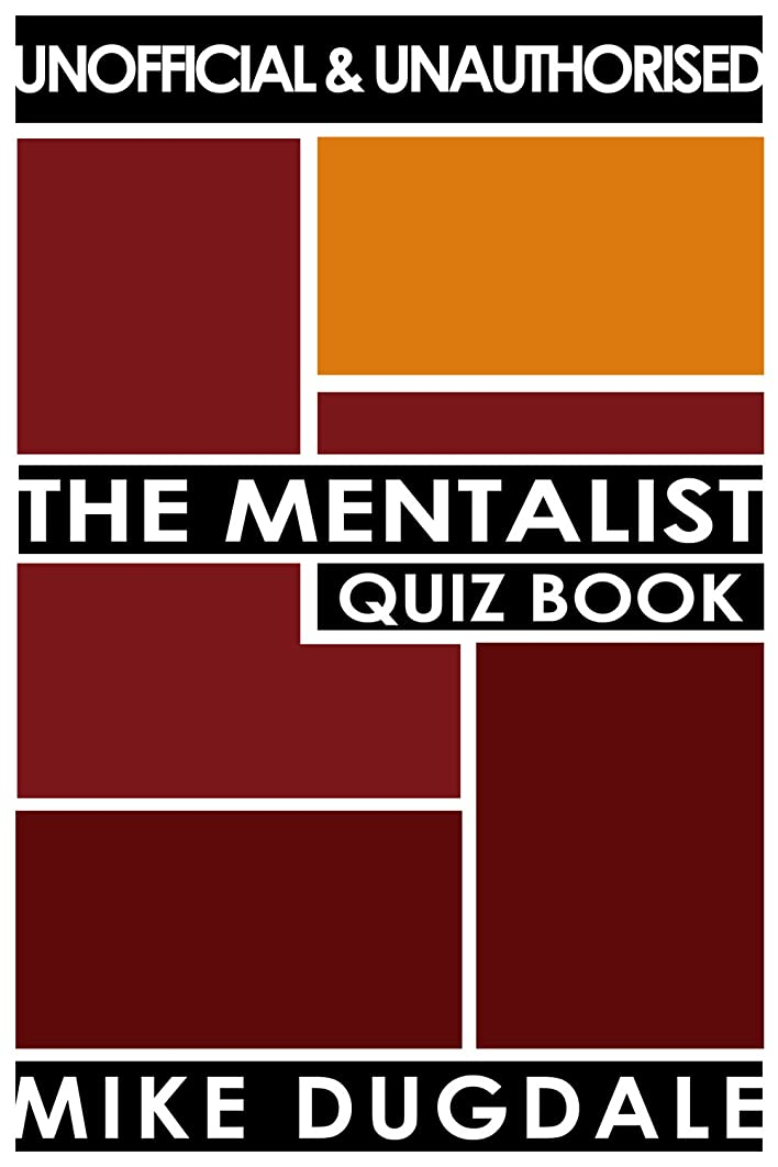 ステップ特性ゲートThe Mentalist Quiz Book (English Edition)