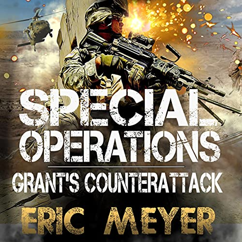 Special Operations Audiobook By Eric Meyer cover art