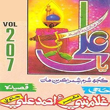 Kujh Sharm Shimra Karin Han, Vol. 207