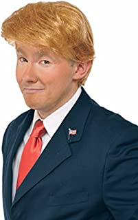 Mr. president Donald Trump Costume wig hair style