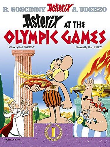 ASTERIX OLYMPIC GANES A: Album 12