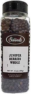 Sanniti Whole Juniper Berries, 12 Ounces