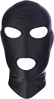 VSVO Breathable Face Cover Spandex Costume Hood Mask