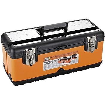 ALYCO 170780 - Caja metalica 470 mm con bandeja interior High Resistace: Amazon.es: Bricolaje y herramientas