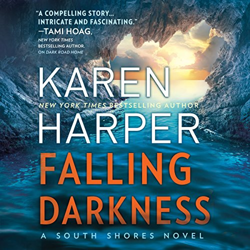 Falling Darkness audiobook cover art