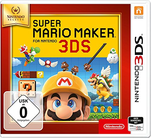 Super Mario Maker für Nintendo - Nintendo Selects - [3DS]