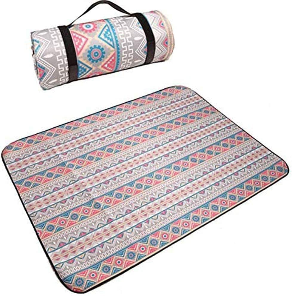 MiduoHu Low price Picnic Special price Blankets Outdoor Carpet Mat Bac Large Waterproof