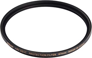 Nikon レンズフィルター ARCREST PROTECTION FILTER レンズ保護用 67mm ニコン純正 AR-PF67