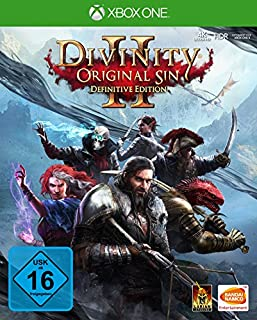 Divinity: Original Sin 2 (Definitive Edition, Xbox One)