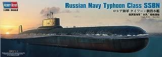 Hobbyboss Modelo - Russian Navy Typhoon Clase SSBN Submarino Escala 1: 350