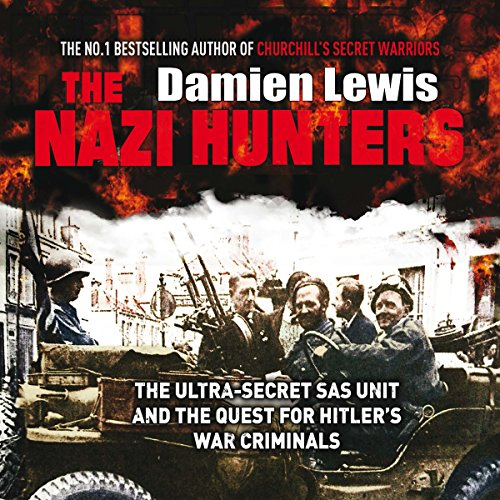 The Nazi Hunters cover art