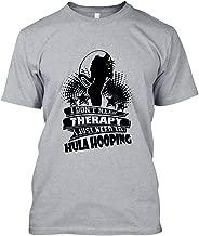 BigTees Hula Hooping Therapy Shirts, Adult Short Sleeve Tshirt, Gift